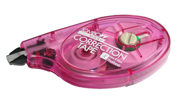 Tombow Ribbon Correction Tape Pink