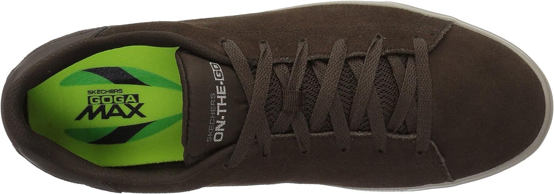 Skechers Performance Mens Go Vulc 2-Point Walking Shoe