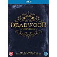 DEADWOOD The Ultimate Collection [Region Free]