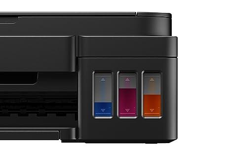 Canon PIXMA G2400 Inyección de Tinta 4800 x 1200 dpi A4 - Impresora multifunción (Inyección de Tinta, Impresión a Color, 4800 x 1200 dpi, Copia a ...