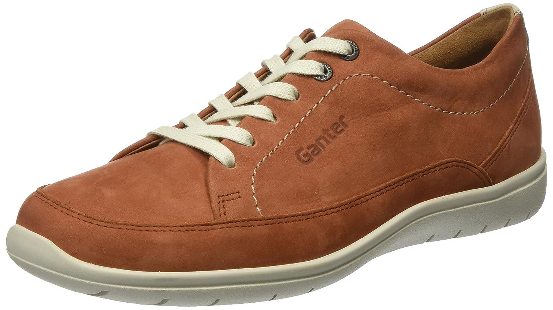 Ganter Gill-g, Zapatos de Cordones Derby para Mujer 41 EU|Marrón (Whisky)