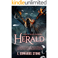 Herald (A War of Black Feathers Book 1)