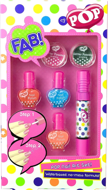 POP- Estuche de maquillaje infantil (Markwins Beauty Brands 3600310): Amazon.es: Juguetes y juegos