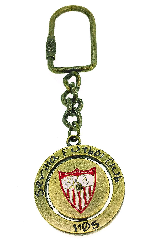 Gemelolandia Llavero Sevilla Fútbol Club Redondo Bronce ...