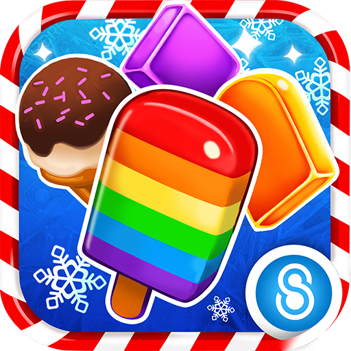Frozen Frenzy Mania (Soda Free Candy Crush Saga Game)
