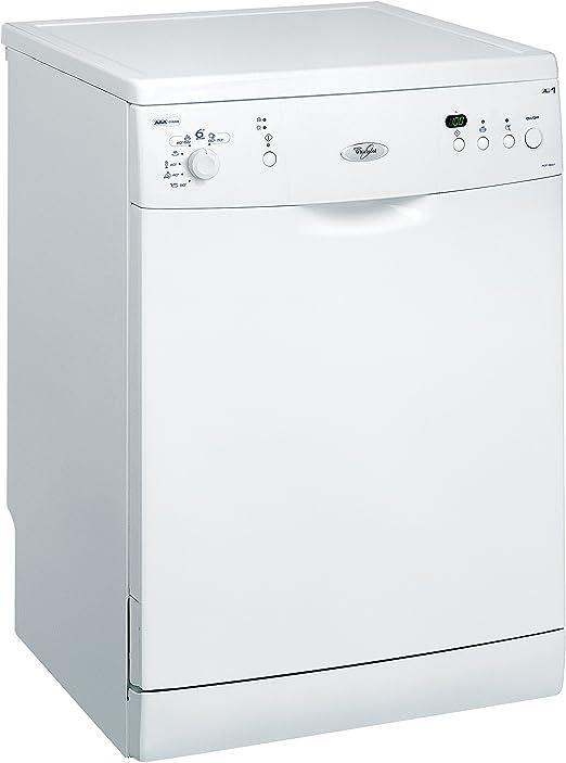 Whirlpool Dishwasher ADP 6837 lavavajilla Independiente ...