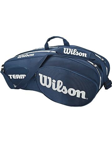 timeless design d9047 c367f Wilson Sac 6 Raquettes Team III