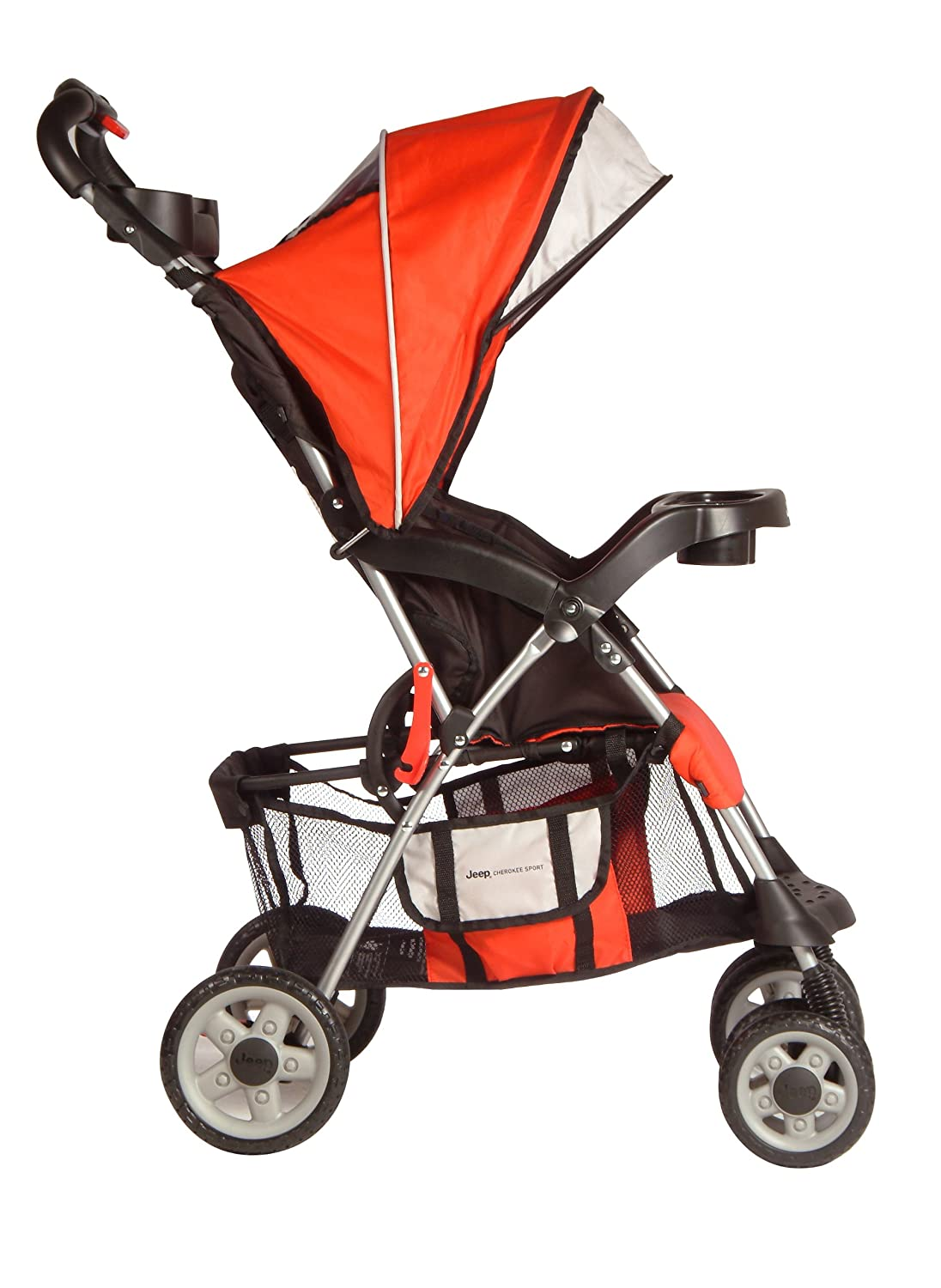 Superb Amazon.com : Jeep Cherokee Sport Stroller, React (Older Version)  (Discontinued By Manufacturer) : Standard Baby Strollers : Baby