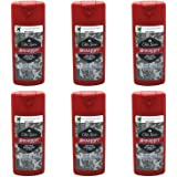 Old Spice Swagger Red Zone Body Wash Travel Size 3 Oz (Pack Of 6)