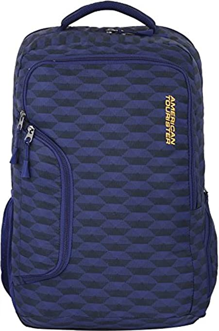 American Tourister INSTA PLUS 03 NAVY BLUE Backpack