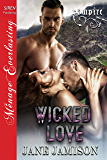 Wicked Love [Vampire 4] (Siren Publishing Menage Everlasting)