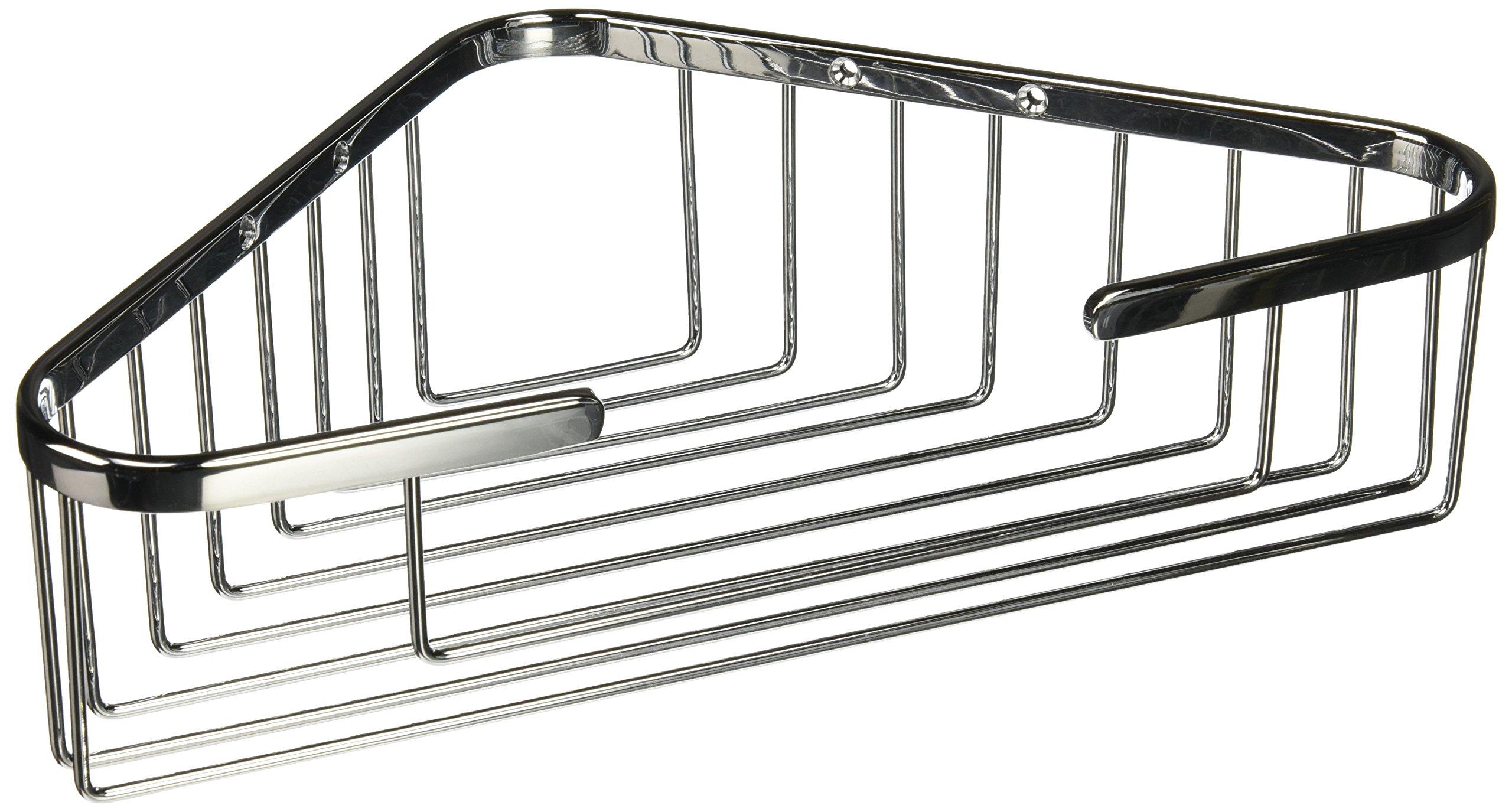Deltana WBC1310U26 13-Inch Corner Wire Basket