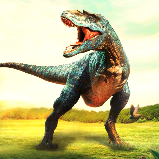 Jurassic Hungry Dino Attack: Incredible Dino 3D Game (Best Open World Zombie Survival Games)