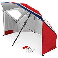 Deals on Sport-Brella Premiere UPF 50+ Umbrella Shelter 8-FT