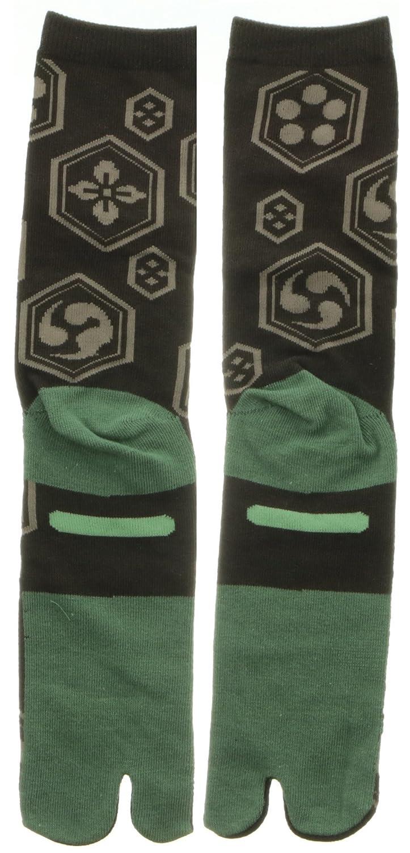 Amazon.com: Japanese Samurai Ninja Tabi Socks; Crests: Home ...