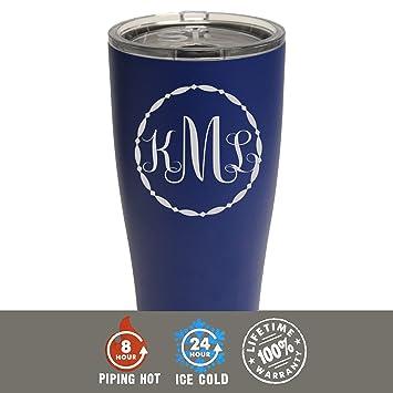 amazon com personalized sic cup tumbler engraved 30 oz powder