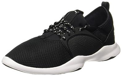 Puma Unisex Puma Dare Lace Puma Black-Puma Black Sneakers - 11 UK India bebc5a2793