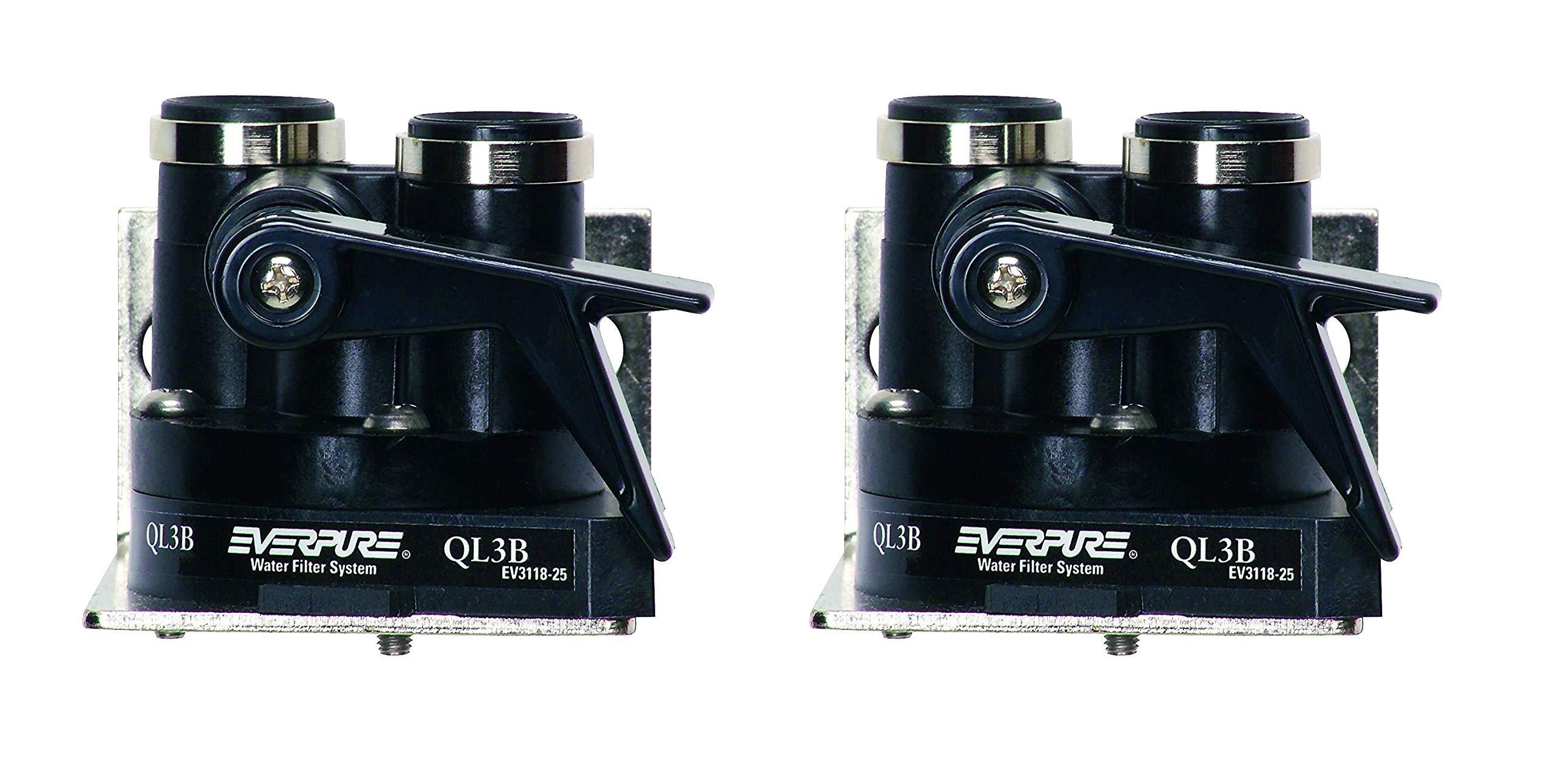 Everpure EV9259-24 QL3B Single Head (Pack of 2)