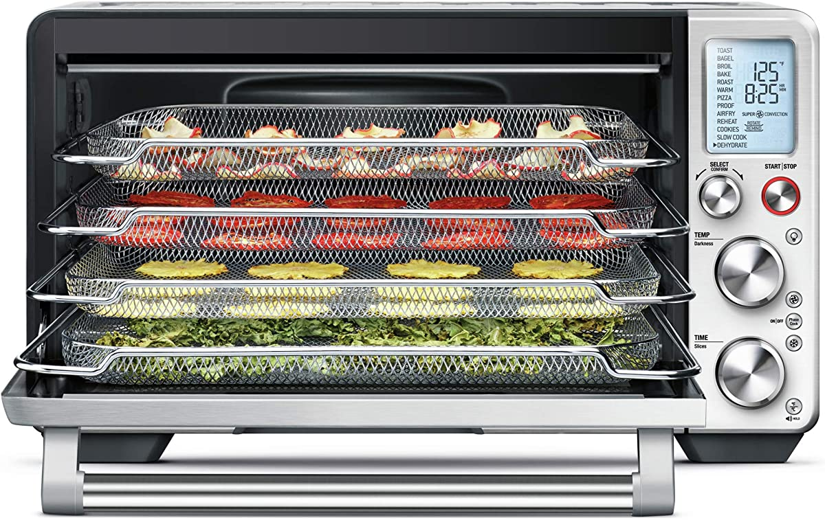 Best Rated Air Fryer Toaster Ovens