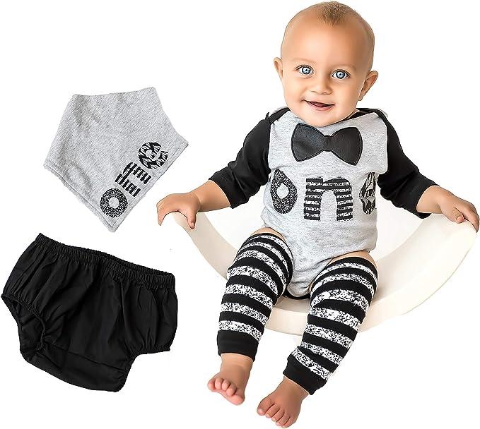 I Am One 1st Birthday Funny Boys Girls Baby Babygrow 0-18 Months