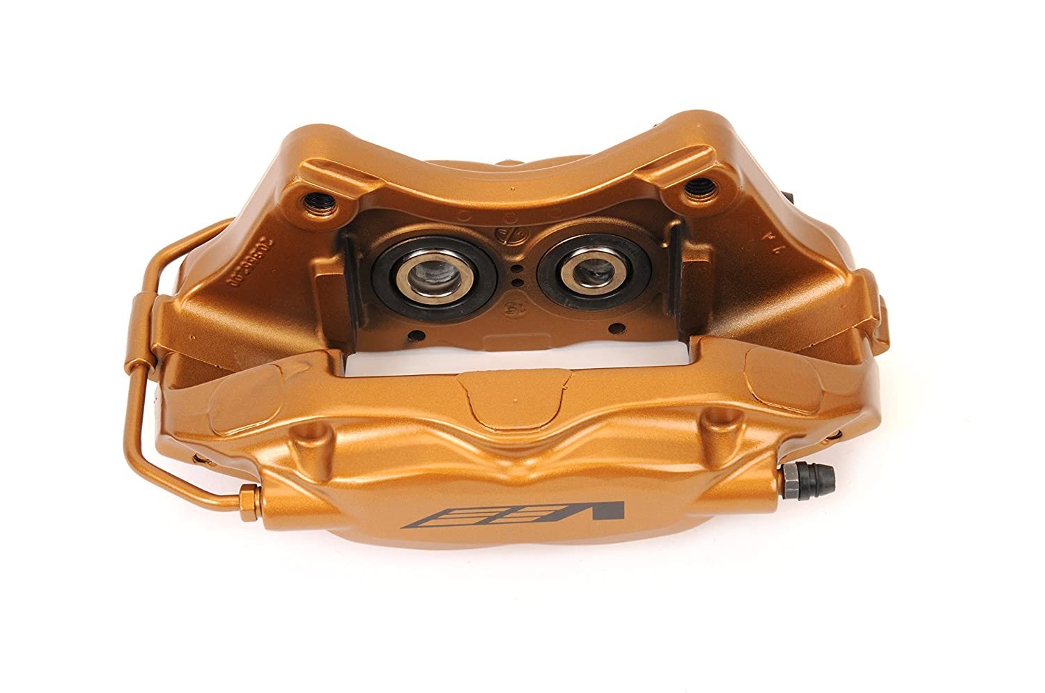 ACDelco 172-2702 GM Original Equipment Rear Passenger Side Disc Brake Caliper Assembly without Brake Pads or Bracket