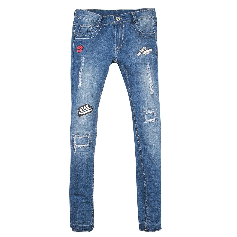 B-KARO F Brooklyn Flatbush, Jeans Fille