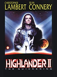 Highlander II Quickening Sean Connery product image