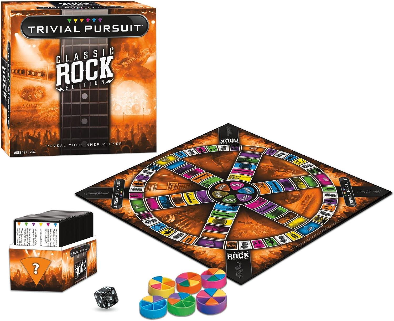 Classic Rock Trivial Pursuit TP080-000