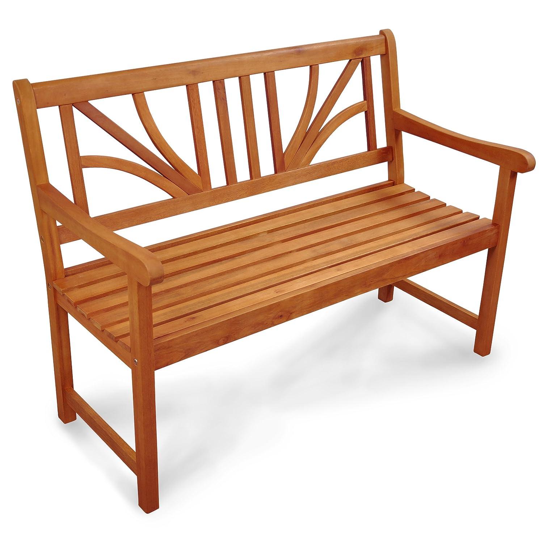 indoba ind 70103 gb2 serie lotus gartenbank 2 sitzer. Black Bedroom Furniture Sets. Home Design Ideas