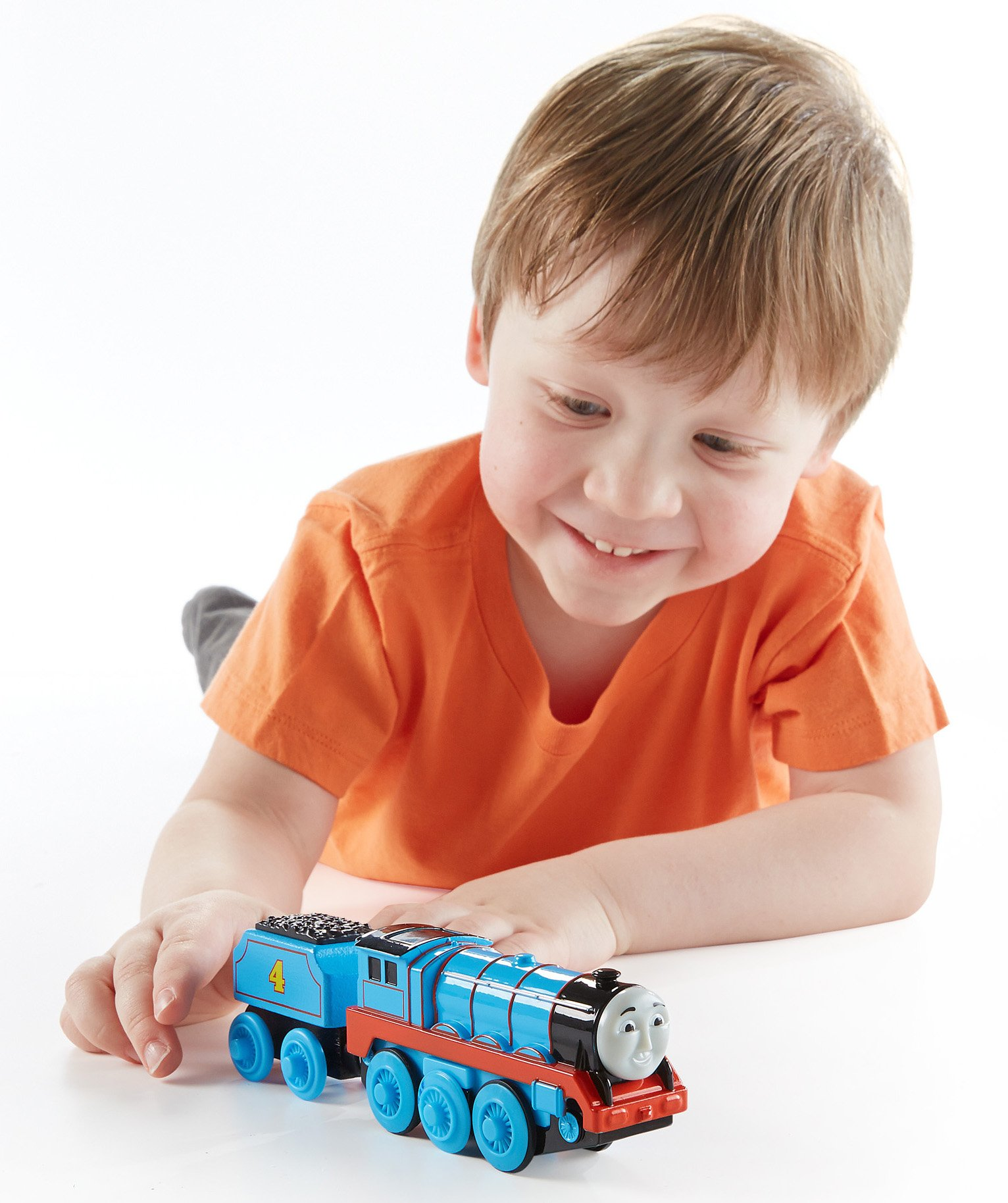 Fisher-Price Thomas & Friends Wooden Railway, Gordon Train - Battery Operated