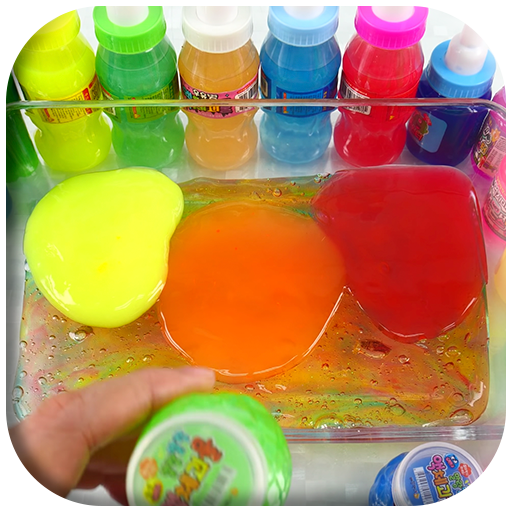 Jigsaw Maker - Jelly Slime - Jigsaw Puzzle Game 2019