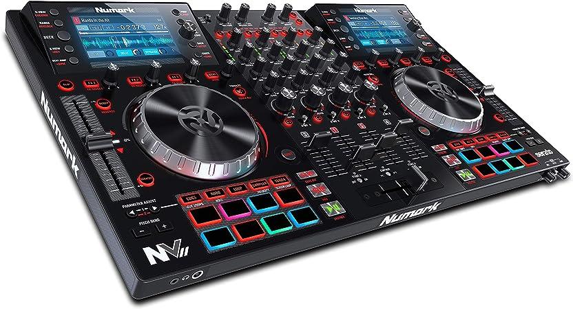 Numark NV II | Four Deck DJ Controller