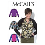 McCall Pattern Company M7100 - Chamarra para Mujer, Talla Y