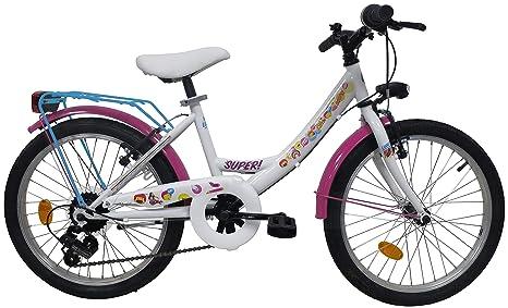 Bicicletta Bimba 79 Anni Disney Soy Luna Amazonit Giochi E