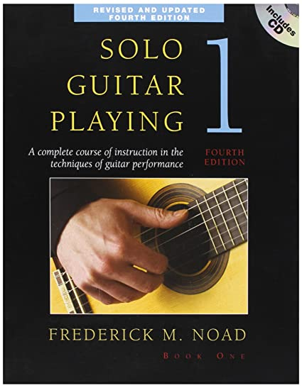 Solo Guitar Playing - Book 1 (4th Edition)