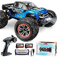 Hosim RC Cars 1:12 4WD 46KM/H High Speed Remote Control Car RC Monster Truck for Kids Adults, All Terrain Offroad Car 40…