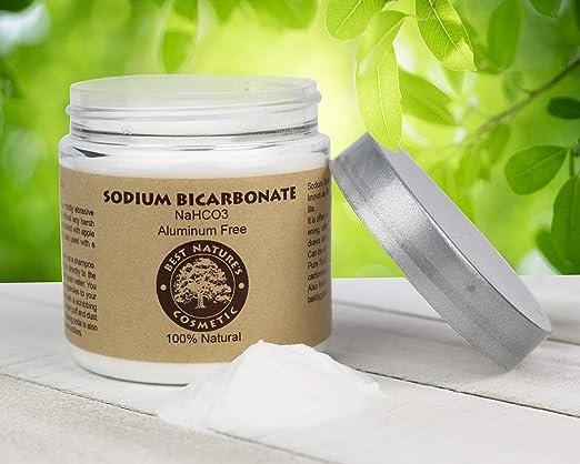 Amazon.com: bicarbonato de sodio (nahco3). Aluminio última ...