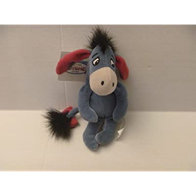 Disney Mini Bean Bag Eeyore: Toys & Games