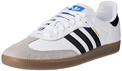 Adidas samba, sneaker uomo, nero (nero), 43 13 eu amazon