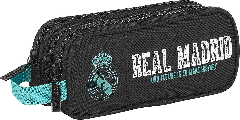 Real Madrid SAFTA, Portatodo Triple 2: Amazon.es: Juguetes y juegos