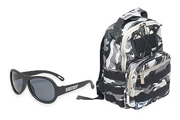 2f16a6c1e7b Amazon.com  Babiators Gift Set - Black Ops Original Sunglasses (Age ...