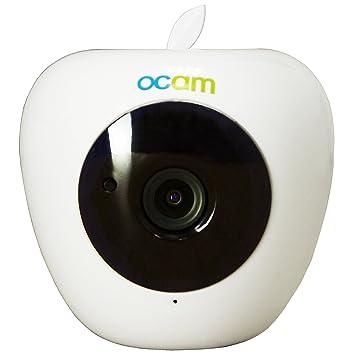 Amazon.com : OCam Baby series Wi-Fi Wireless Baby Monitor Security ...