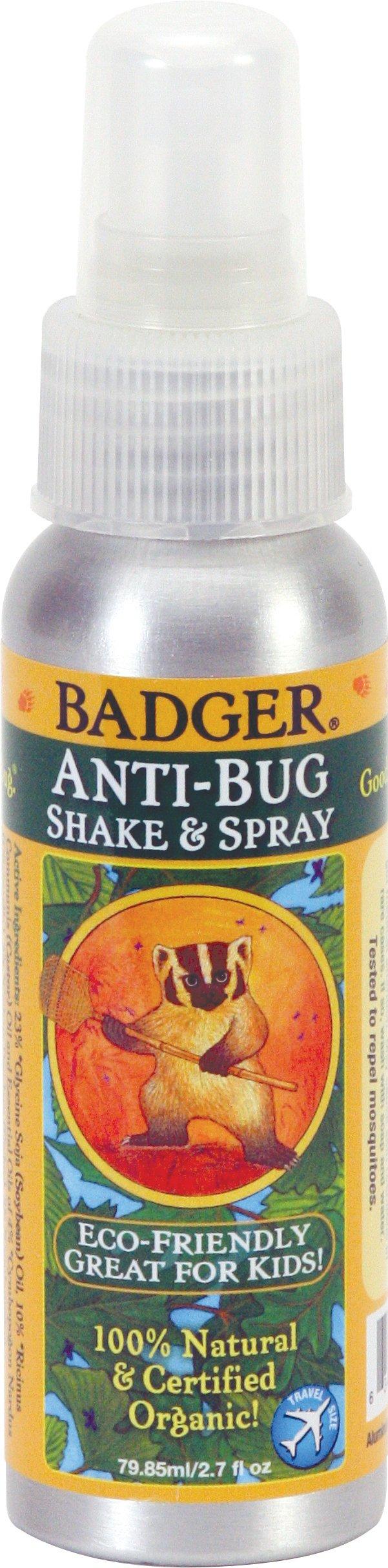 Badger Anti Bug Balmcitronella Rosemary 2 Oz Grocery Beauty Barn Kid Citronella Body Oil Shake Spray 27 Fl