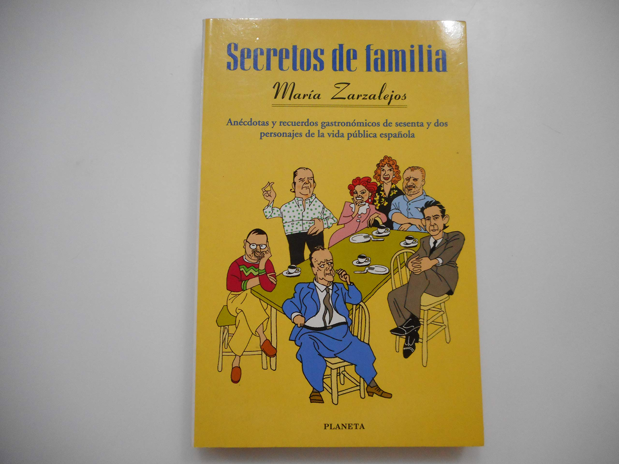Secretos de familia: Amazon.es: Zarzalejos, María: Libros