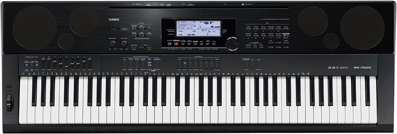 Casio WK-7500: Amazon.es: Electrónica