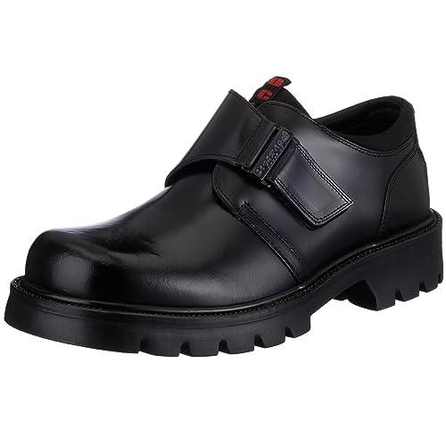 zapato sin cordones hombre