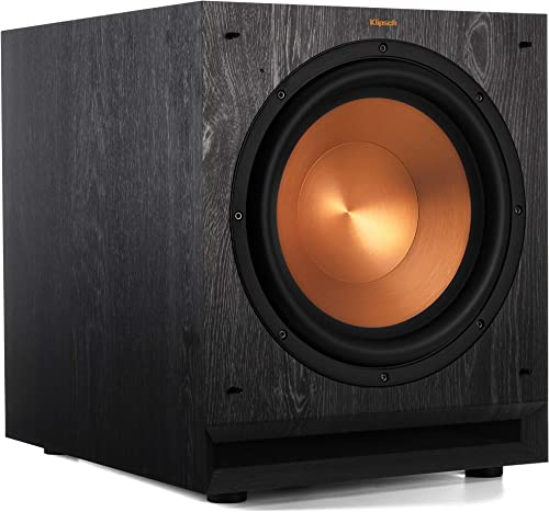 Klipsch SPL-120 Powered Subwoofer 12 ,Black