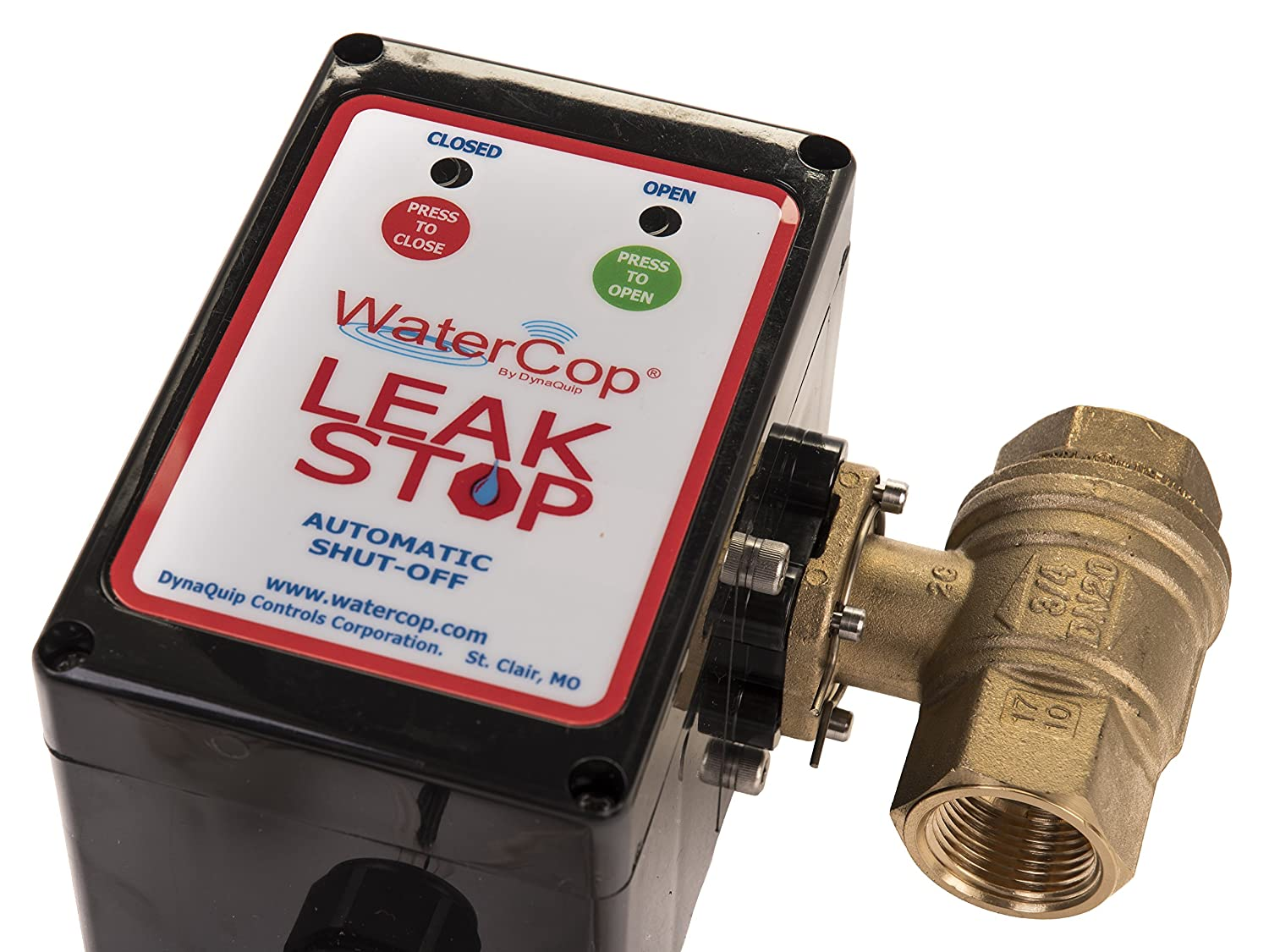 WaterCop LeakStopPlus, 3 4 In.