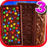 Chocolate Candy Bars 3 - Kids Candy Cooking Games & Candy Bar Maker