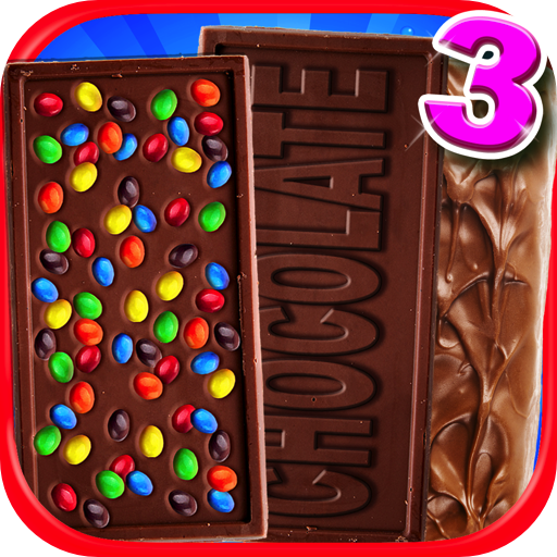 Chocolate Candy Bars 3 - Kids Candy Cooking Games & Candy Bar Maker FREE